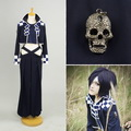 BRAVE10 海野六郎 コスプレ衣装+コスプレウイッグ 2点セット