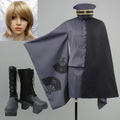 VOCALOID 千本桜 鏡音レン コスプレ衣装+コスプレウイッグ+コスプレブーツ 3点セット