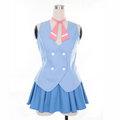 Atchi Kotchi Tsumiki Miniwa Cosplay Costume