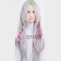 Sound Horizon Marchen Garasu no Hitsugi de Nemuru Himegimi Paradise of Artemisia  Moira Elef Silver white wine Long Cosplay Wig