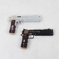 デビル メイ クライ/DEVIL MAY CRY  Ebory&Ivory 銃x2 コスプレ道具