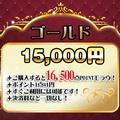 お得♪特売カード★10点限定★ゴールド