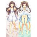ソードアート・オンライン SAO  ユイ 等身大抱き枕カバー、オリジナル抱き枕カバー、アニメ抱き枕