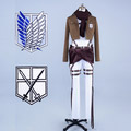 Attack on Titan Mikasa Ackerman Cosplay Costume ver2