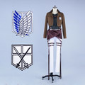Attack on Titan Bertolt Huber Cosplay Costume