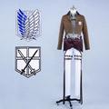 進撃の巨人 調査兵団 サシャ·ブラウス コスプレ衣装