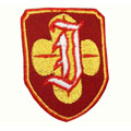 とある科学の超電磁砲 常盤台中学校 徽章/バッジ グッズ コスプレ道具