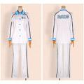 Kuroko's Basketball RAKUZAN Sportswear Seijuro Akashi Cosplay Costume