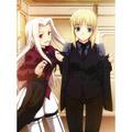 Fate/Zero アイリスフィール/アルトリア ベッドカバー、オリジナル布団カバー、アニメシーツ