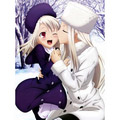 Fate/Zero アイリスフィール/イリヤスフィール ベッドカバー、オリジナル布団カバー、アニメシーツ