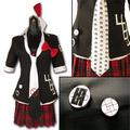 ダンガンロンパ 希望の学園と絶望の高校生 江ノ島盾子 コスプレ衣装