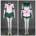 美少女戦士セーラームーン 木野まこと(きの まこと) 戦闘服 コスプレ衣装