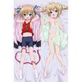 ロウきゅーぶ! 三沢 真帆(みさわ まほ) 等身大抱き枕カバー、オリジナル抱き枕カバー、アニメ抱き枕