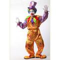 ハロウィン 仮面舞踏会衣装 パーティー服 魔術ショー 活気なピエロ 制服 コスチューム
