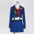 Kill La Kill Matoi Ryuuko Uniform Made Cosplay Costume