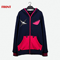 Kill la Kill Hoodie Sweater Coat Matoi Ryuko Uniform Cosplay Costume