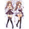 艦隊これくしょん -艦これ- 巡洋戦艦◆金剛 等身大抱き枕カバー、オリジナル抱き枕カバー、アニメ抱き枕