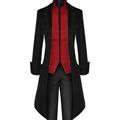 進撃の巨人 -反撃の翼- ONLINE 調査兵団の兵士長 リヴァイ (Levi) 上等機動歩兵 黒赤コート コスプレ衣装