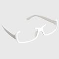 ダンガンロンパ 希望の学園と絶望の高校生 十神 白夜(とがみ びゃくや) メガネ 眼鏡 コス用具 コスプレ道具