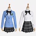 学園K -Wonderful School Days- 木野花 沙耶(きのはな さや) コスプレ衣装