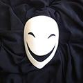 ブラック・ブレット 蛭子 影胤(ひるこ かげたね) マスク コス用具 装備 コスプレ道具