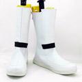 東方Project 森近霖之助(もりちか りんのすけ) 低ヒール コスプレ靴 コスプレブーツ
