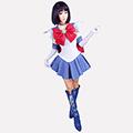 美少女戦士セーラームーン 土萠 ほたる(ともえ ほたる) セーラーサターン コスプレ衣装
