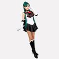美少女戦士セーラームーン 冥王 せつな(めいおう せつな) セーラープルート コスプレ衣装