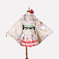 ラブライブ! 小泉 花陽(こいずみ はなよ) 夏祭り コスプレ衣装