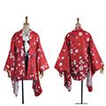 ハナヤマタ 笹目 ヤヤ(ささめ ヤヤ) よさこい踊り 羽織 コスプレ衣装