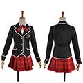 トリニティセブン 7人の魔書使い 王立ビブリア学園 制服 コスプレ衣装