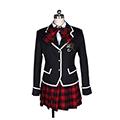 トリニティセブン 7人の魔書使い 王立ビブリア学園 女性制服 コスプレ衣装
