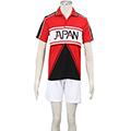 新テニスの王子様 U-17 テニスウェア 夏服 コスプレ衣装
