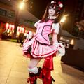 ラブライブ! 2期 第12話/第13話挿入歌 「KiRa-KiRa Sensation!」「Happy maker!」 矢澤 にこ(やざわ にこ) コスプレ衣装