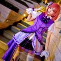 ラブライブ! 2期 第12話/第13話挿入歌 「KiRa-KiRa Sensation!」「Happy maker!」 西木野 真姫(にしきの まき) コスプレ衣装