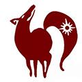 七つの大罪 強欲の罪 バン 狐の印 シール コス用具 コスプレ道具