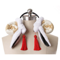 ラブライブ! おせち編 SR 覚醒後 南ことり(みなみ ことり) 羊角のヘア飾り コス用具 コスプレ道具