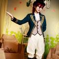 うたの☆プリンスさまっ♪ Shining Circus 寿嶺二(ことぶき れいじ) コスプレ衣装