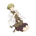 ミカグラ学園組曲 華道部 湊川貞松(みなとがわ さだまつ) コスプレ衣装