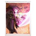 ソードアート・オンライン GGO キリコとシノン アニメカーテン 遮光カーテン
