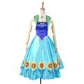 アナと雪の女王 Frozen Disney アナ 私服 コスプレ衣装 Ver.2