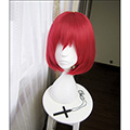 赤髪の白雪姫 白雪(しらゆき)コスプレウィッグ