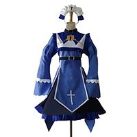 対魔導学園35試験小隊 ラピスラズリ コスプレ衣装