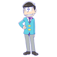 おそ松さん 松野 おそ松(まつの おそまつ) コスプレ衣装