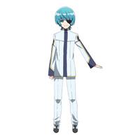 双星の陰陽師 石鏡悠斗(いじか ゆうと) コスプレ衣装