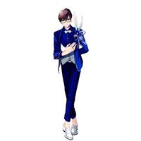 B-PROJECT  ゲーム 釈村帝人(せきむら みかど) コスプレ衣装