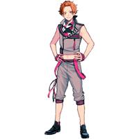 B-PROJECT  ゲーム KiLLER KiNG 不動明謙(ふどうあかね) コスプレ衣装
