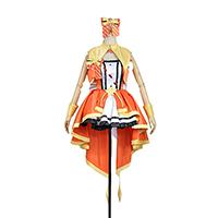 アイドルマスター シンデレラガールズ シングル流れ星キセキ 本田未央 コスプレ衣装