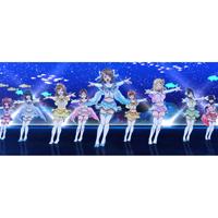 ラブライブ! サンシャイン!! Aqours 2ndシングル 「恋になりたいAQUARIUM」 全員 コスプレ衣装