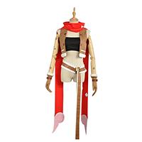 Re:ゼロから始める異世界生活 フェルト コスプレ衣装